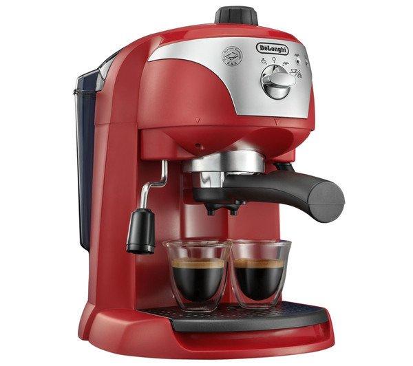 delonghi ecc220 r motivo 15 bar ekspres do kawy czerwony 1100w ekspresy do kawy ekspresy do. Black Bedroom Furniture Sets. Home Design Ideas
