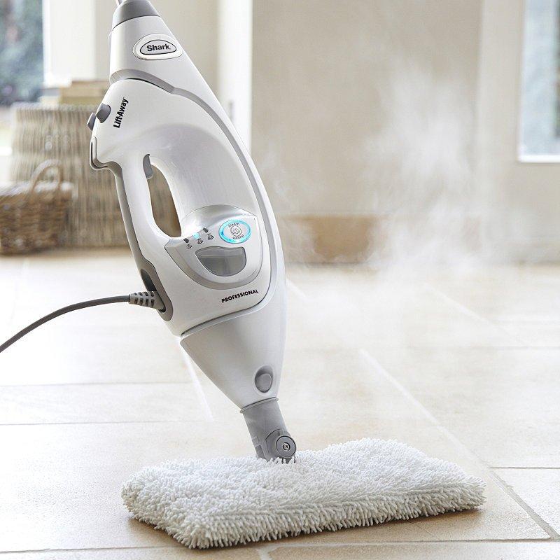 Shark 23438 Mop Parowy 2 W 1 Higieniczny Bez Detergent 243 W