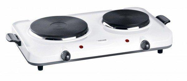 Concept VE3020 Maestro kuchenka elektryczna dwupalnikowa, przenośna, 2250 W