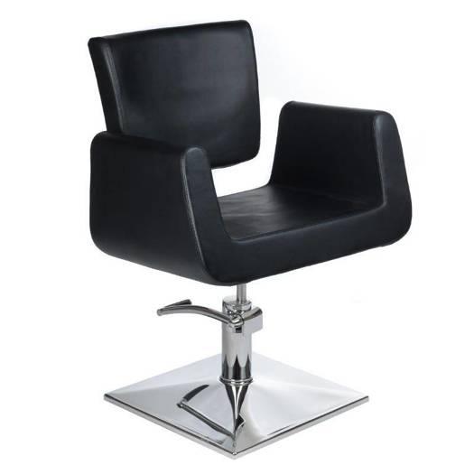 Fotel Fryzjerski Vito Bh 8802 Czarny Zdrowie I Uroda Meble