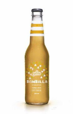 Bombilla Yellow 0,33 l DRINK2ME