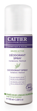 DEOZODORANT SPRAY EKO 100 ml - CATTIER