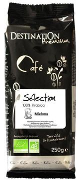 Destination Sélection Kawa 100% Arabica Mielona 250g - EKO