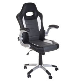 Fotel gamingowy RACER CorpoComfort BX-6923 Szary