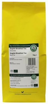 HERBATA ENGLISH BREAKFAST LIŚCIASTA BIO 1 kg - LEBENSBAUM