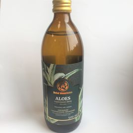 Herbal Monasterium Sok Aloes 500 ml