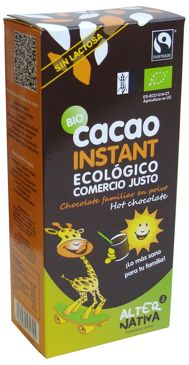 KAKAO INSTANT Z CUKREM PANELA FAIR TRADE BIO 275 g - ALTERNATIVA