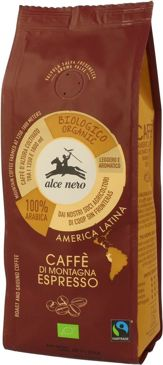 KAWA 100% ARABICA ESPRESSO FAIR TRADE BIO 250 g - ALCE NERO