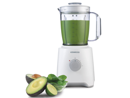 Kenwood BLP300WH Blender stołowy 450W, 1,2 L, stal, 2 tryby + puls.