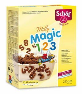 Milly magic- chrupki kakaowe BEZGL. 250 g