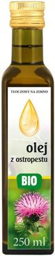 OLEJ Z OSTROPESTU BIO 250 ml - LOOK FOOD