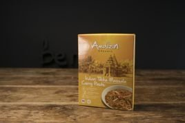 PASTA CURRY INDIAN TIKKA MASSALA BIO 80 g - AMAIZIN