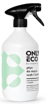 PŁYN DO MYCIA SZYB I LUSTER 500 ml - ONLY ECO