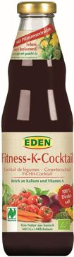 SOK FITNESS COCKTAIL BIO 750 ml - EDEN