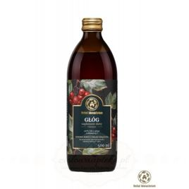SOK Z GŁOGU 100% 500ML HERBAL MONASTERIUM