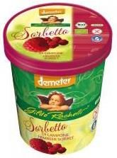 SORBET MALINOWY BIO 500 ml - RACHELLI ICE CREAM