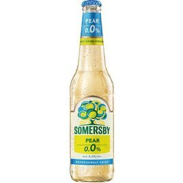Somersby Pear 0,0%, butelka 400 ml