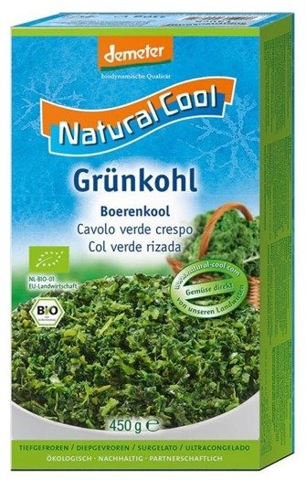 JARMUŻ MROŻONY BIO 450 g - NATURAL COOL