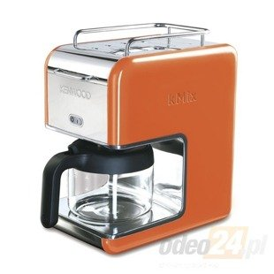 Kenwood CM027 Kmix Boutique Ekspres do kawy Orange, 0.75 litra